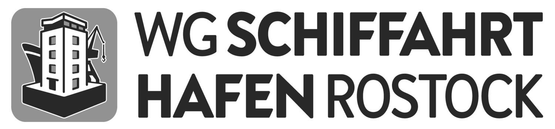 Logo WG Schiffahrt Hafen Rostock